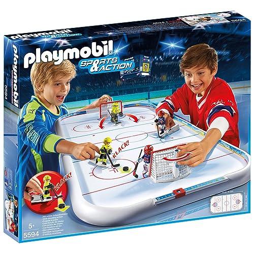 Playmobil Stade de Hockey sur Glace