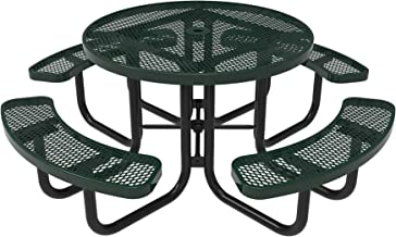 outdoor picnic tables commercial