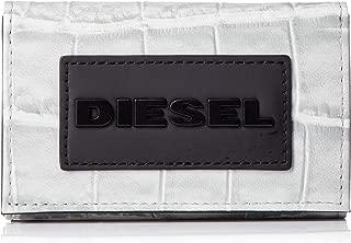 (ディーゼル) DIESEL メンズ ウォレット クロコ型押しレザー キーケース X06305P2680