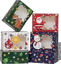 Amazon Com Christmas Bakery Boxes
