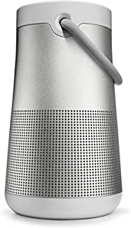 Bose SoundLink Revolve+ Portable & Long-Lasting Bluetooth 360 Speaker - Lux Gray (Renewed)
