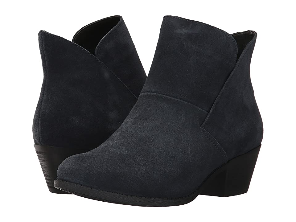 Me Too Zena (Navy Suede) Women