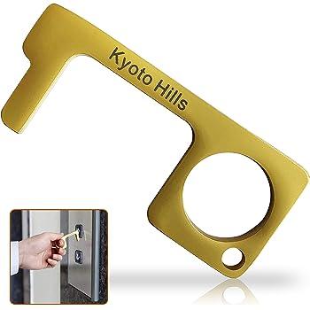 Hygiene No Touch Door Opener, Safe Hand Brass Clean Key