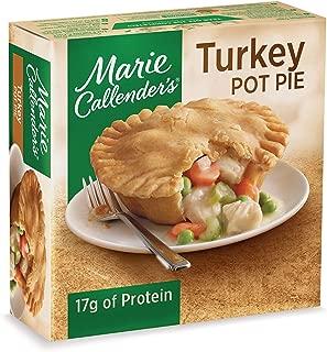 Marie Callender's Frozen Pot Pie Dinner, Turkey, 10 Ounce