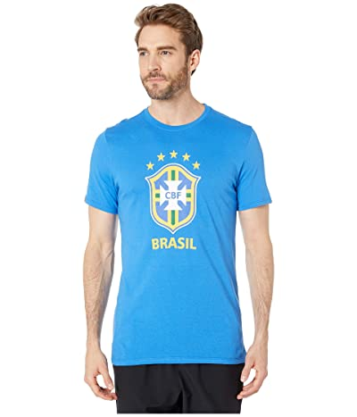 Nike CBF Tee Evergreen Crest (Signal Blue) Men