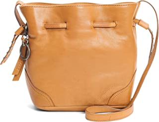 crossbody handbag leather