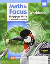 Math in Focus: The Singapore Approach, Workbook 4B