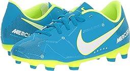 Nike Kids - Mercurial Vortex III Neymar Firm Ground Soccer Cleat (Toddler/Little Kid/Big Kid)