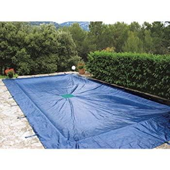 Provence Outillage Cubierta 9 x 5 m para Piscina Rectangular 140 g ...