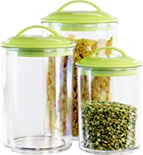 Amazon Com Green Kitchen Canisters