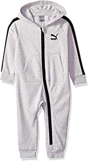 PUMA Baby Boys Fleece Coverall