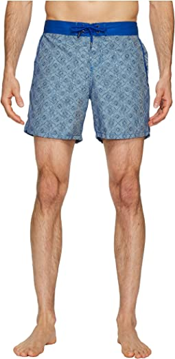 Maze Chuck Swim Trunks