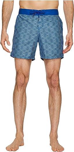 Mr. Swim Maze Chuck Swim Trunks