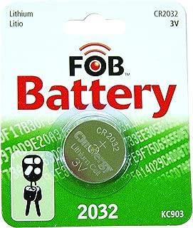 Fob Battery Cr2032