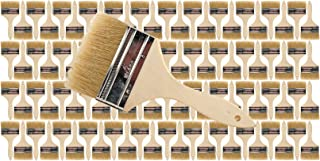 Pro Grade - Chip Paint Brushes - 96 Ea 4 Inch Chip Paint Brush