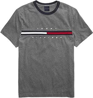 Tommy Hilfiger Men's Adaptive Signature Stripe T-Shirt
