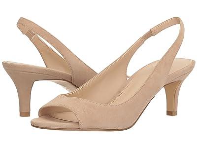 Pelle Moda Belini (Sand Suede) High Heels