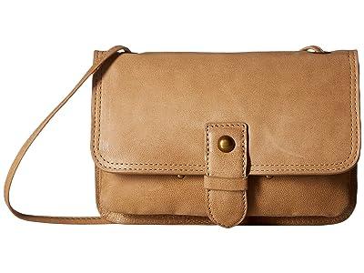 Lucky Brand Liza Convertible Wallet (Travertine) Handbags
