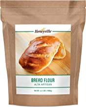 Honeyville Alta Artisan Bread Flour - Hi Protein 4.4 LB Bread Flour (Pack of 1)