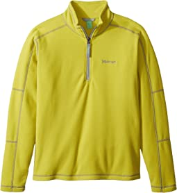 Marmot Kids Boy's Rocklin 1/2 Zip (Little Kids/Big Kids)