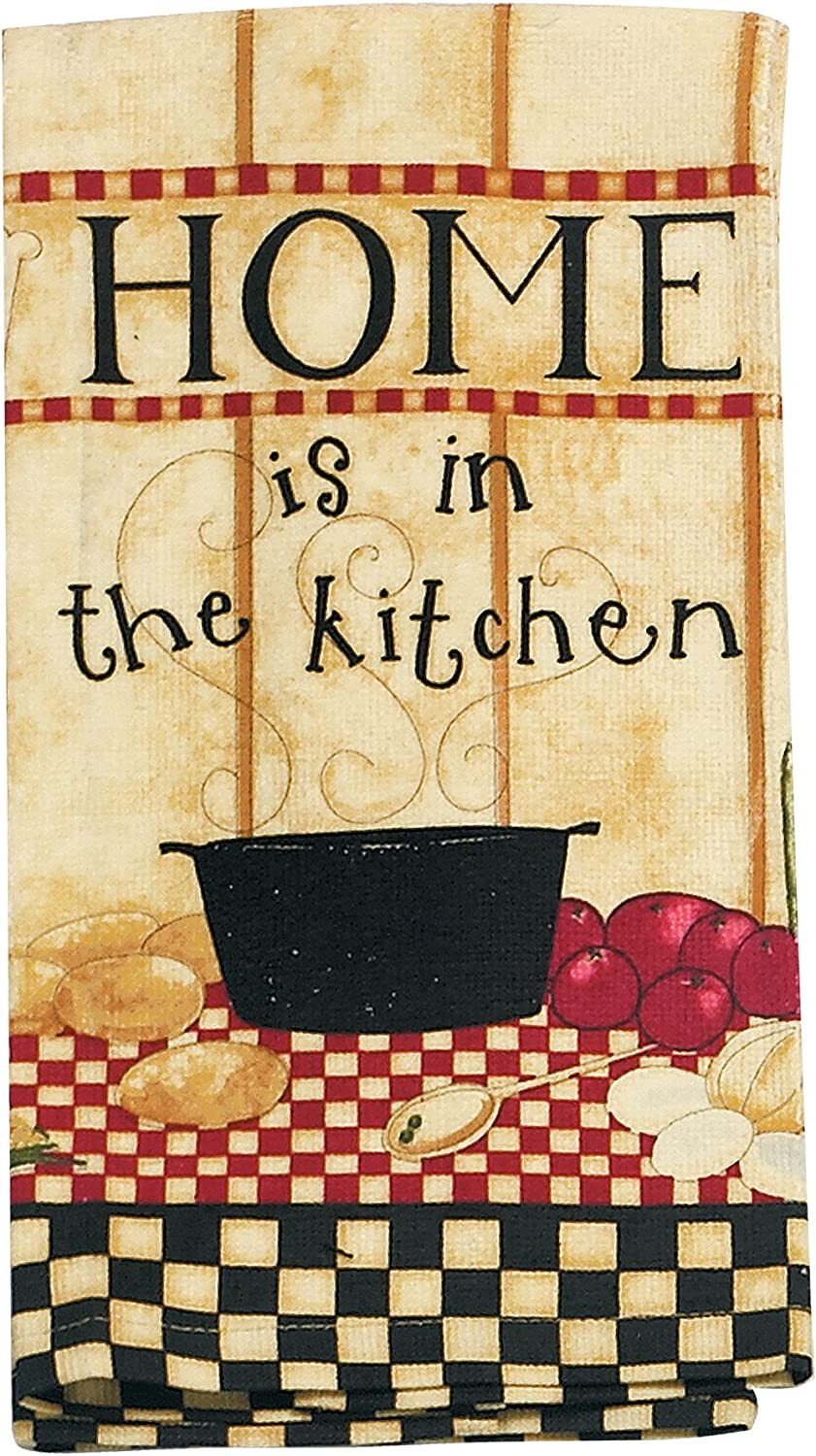 Kay lowest price Dee Designs R1270 Home is The Rapid rise Towel Kitchen Terry in