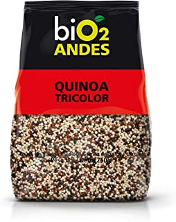 Andes Quinoa Coloridagrãos Bio2 250g