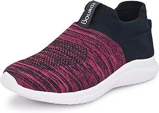 Bourge Women's Micam-108 Walking Shoes