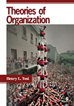 Best theories of organization tosi Reviews