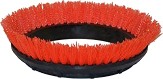 Oreck Commercial 237047 Crimped Polypropylene Scrub Orbiter Brush, 10.5