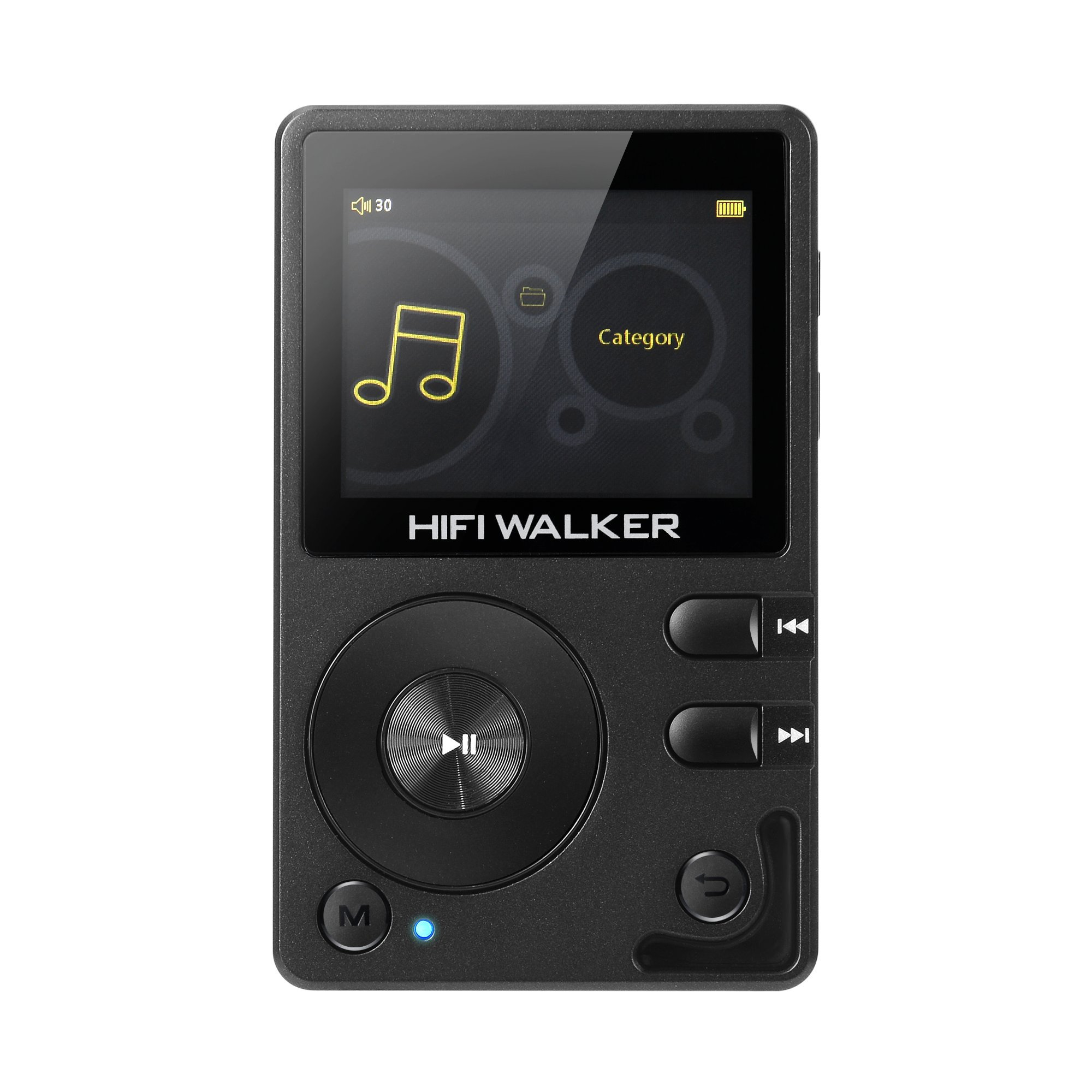 HIFI WALKER H2 Resolution Bluetooth
