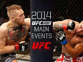 2014 UFC FIGHT PASS Main Events