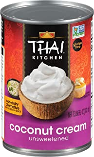 Thai Kitchen Gluten Free Unsweetened Coconut Cream, 13.66 fl oz