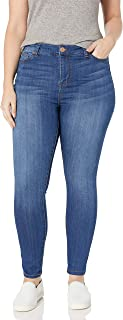 Women's Plus Size Celebrity Pink Infinite Stretch Mid Rise Skinny Jean