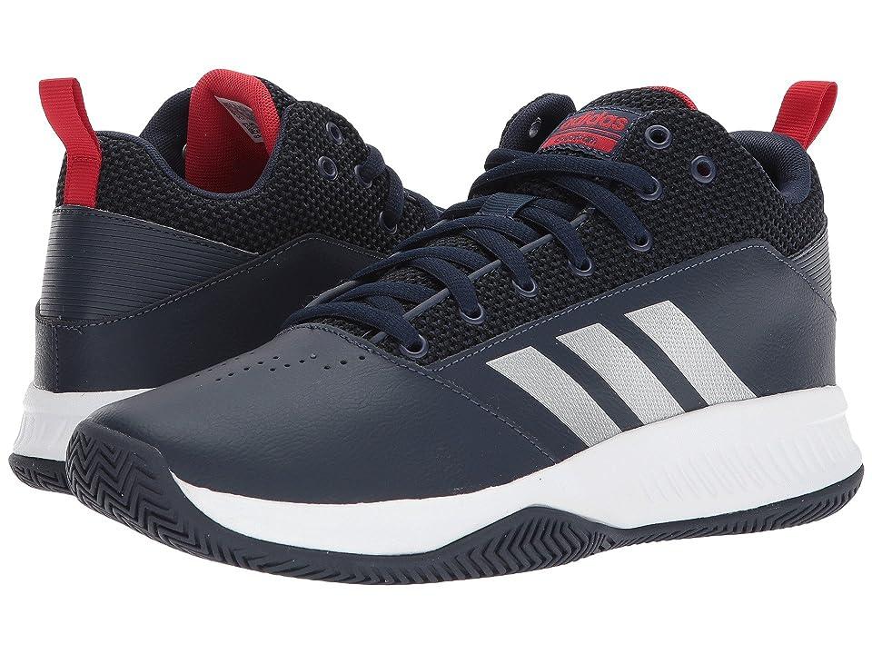 adidas CF Ilation 2.0 (Navy/Silver/Scarlet) Men