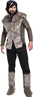 Men's Zoolander 2 Derek Faux Fur Coat Costume