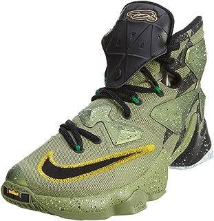 Nike Men`s  Lebron XIII Alligator/Black/Multicolor Basketball Shoe - 14 D(M) US