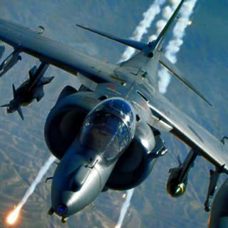 Harrier Jet Strike