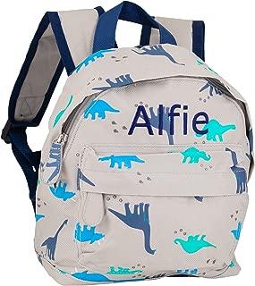 toddler backpack boy personalised