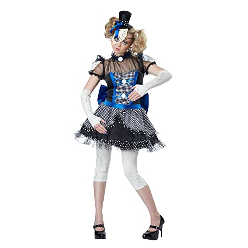 California Costumes Women's Twisted Baby Doll Costume