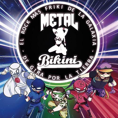 Tortugas Ninja (Bonus Track) by Metal Bikini on Amazon Music ...