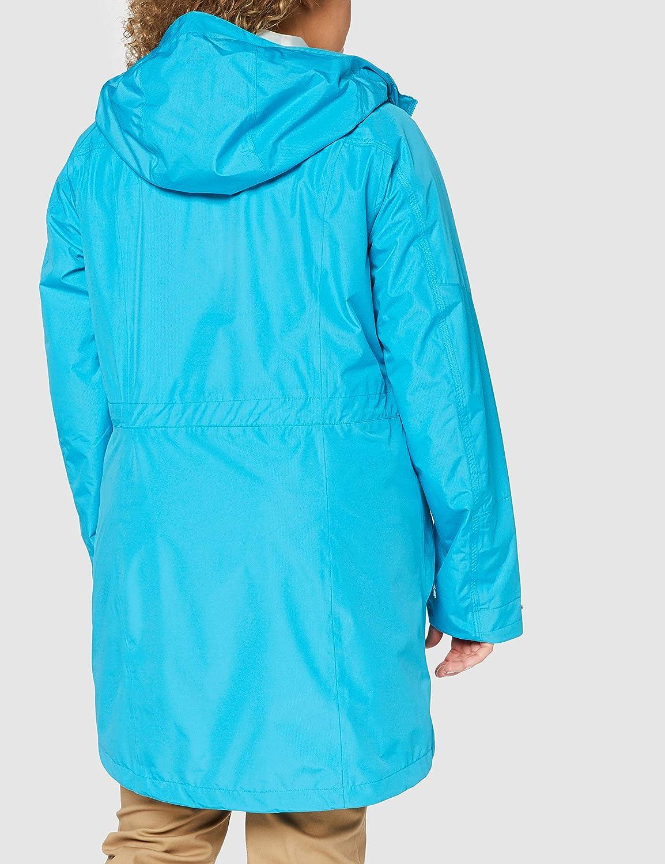 moderna y ligera chaqueta para mujer para primavera y verano Mujer Sch/öffel Parka Malm/ö1 Chaqueta impermeable para mujer con pr/ácticos bolsillos