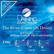 The River Come On Down  Accompaniment/Performance Track