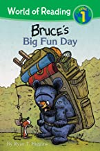 World of Reading: Mother Bruce:  Bruce's Big Fun Day: Level 1