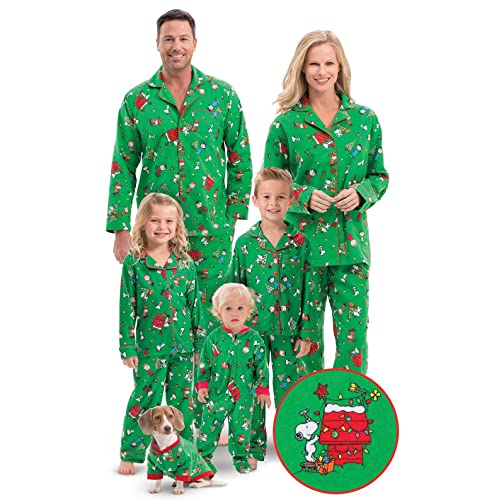 00c7fccbf9 PajamaGram Family Christmas Pajamas Soft - Christmas Pajamas for Family