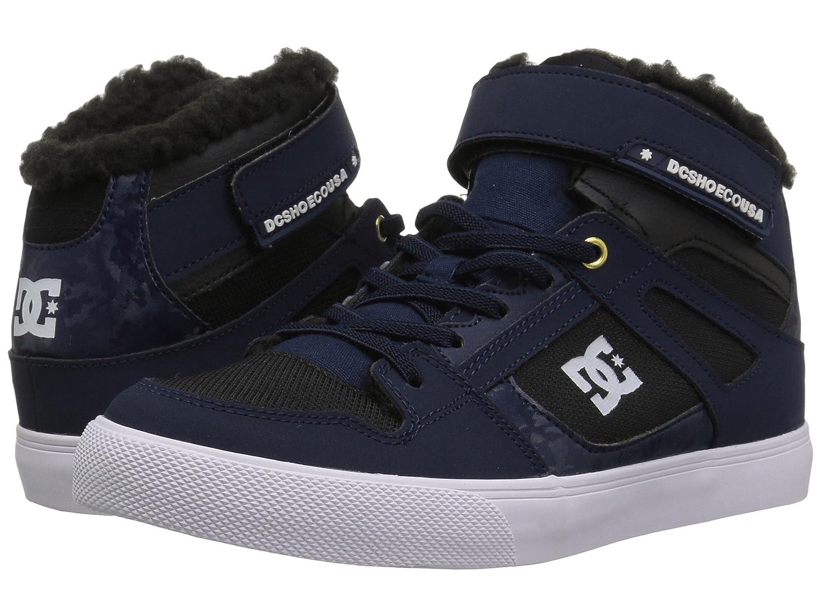 DC Kids Spartan High WNT EV (Little Kid/Big Kid)Cheap and distinctive eye-catching shoes