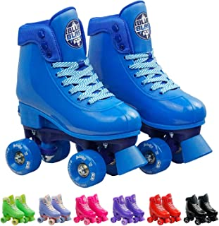 Crazy Skates Adjustable Roller Skates for Girls and Boys - Soda Pop Series - Available in 7 Colors