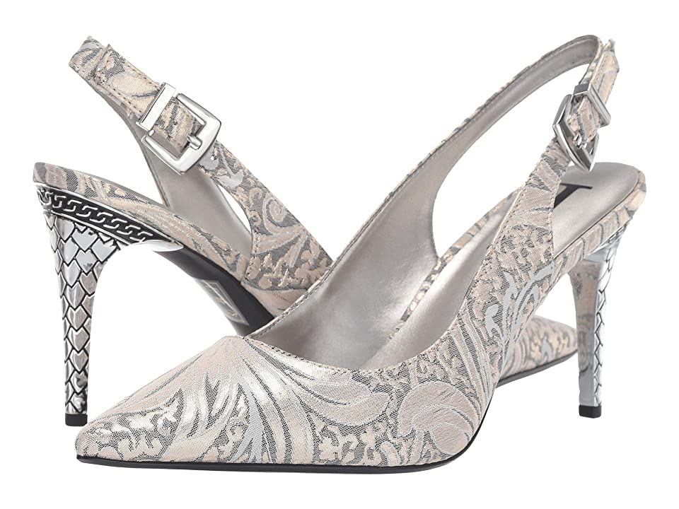 J. Renee Alcudia (Gray/Gold Floral) Women