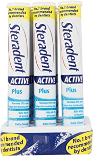 Steradent Active Plus 12 x 30 Tablets