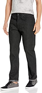 Southpole Men's Pants Long in Thick Bull Twill Fabric and Straight Fit