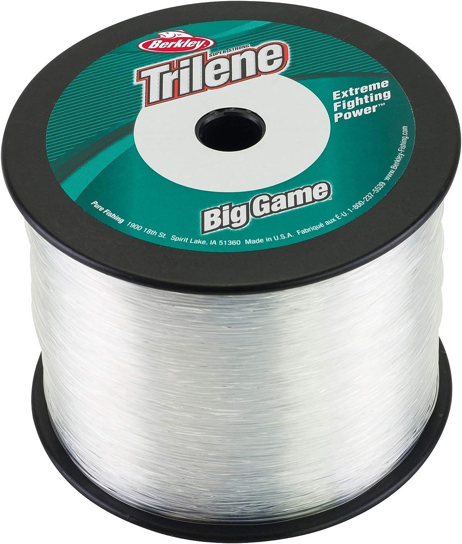 Berkley Trilene Big Game 正規逆輸入品 Line Monofilament 年末年始大決算 Fishing